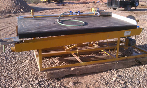 For Sale Complete Placer Gold Mining Wash Plant Support